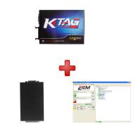 KESS V2 Plus KTAG K-TAG Plus ECM TITANIUM V1.61 with 18475 Driver