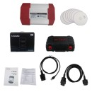 VXDIAG MULTI Diagnostic Tool 4 in 1 for HONDA V3.014+FORD & MAZDA V98+JLR V141