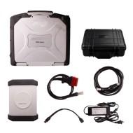 V16.8 Piwis Tester II Diagnostic Tool For Porsche With Panasonic CF30 Laptop