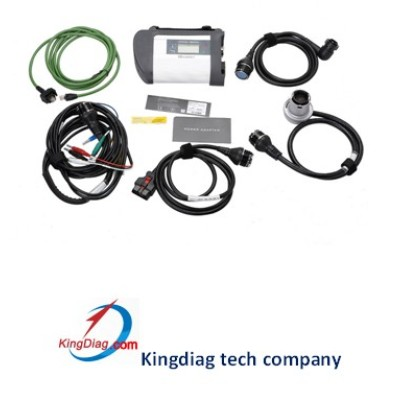 V2017.12 MB SD C4 Star Diagnosis with WIFI for Cars and Trucks with Free DTS Monaco & Vediamo