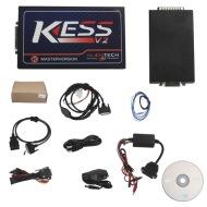 Truck Version KESS V2 Manager Tuning Kit Plus J-Link V8+ ARM USB-JTAG Emulator With KESS V2 Fix Chip