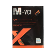 New MVCI 3 IN 1 V10.30.029 High Performance Factory Diagnostics For TOYOTA TIS Multi-Languages