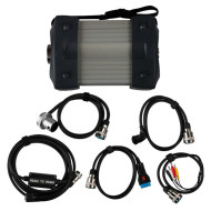 Best Quality MB Star C3 Pro V2016.5 For Benz Trucks & Cars With 5 Cables