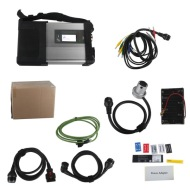 MB SD C5 SD Connect Compact 5 Star Diagnosis with WIFI for Cars and Trucks Multi-Langauge without Software HDD