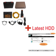 ICOM A2 For BMW Plus 2016.3 Rheingold ISTA-D 3.54.12 ISTA-P 3.58.0.500 HDD Multi-language