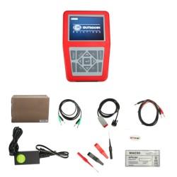IQ4CAR Mega Macs 50 Code Scanner MEGAMACS-50 Cars Multifunction Diagnostic Tool