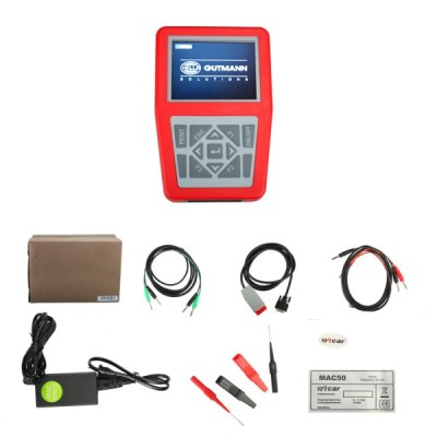 IQ4CAR Mega Macs 50 Code Scanner MEGAMACS-50 Cars Multifunction Diagnostic Tool