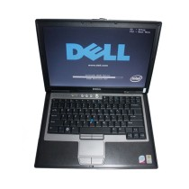 Dell D630 Core2 Duo 1,8GHz, WIFI, DVDRW Second Hand Laptop For BMW ICOM and MB Star Diagnosis With 4G Memory