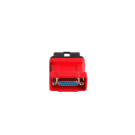 DS708 OBD 16Pin Adaptor  This adaptor is used for DS708 scanner, if your adaptor is damaged, you can buy it on our website.  Package List:  1pc x DS708 OBD 16Pin Adaptor