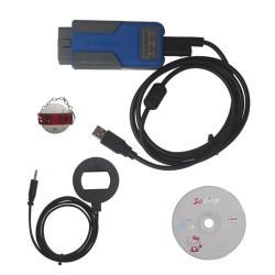 V7.7 BMW Multi Tool OBD2 CAS1-4 Key Programmer Get Free Encrypted BMW CAS4