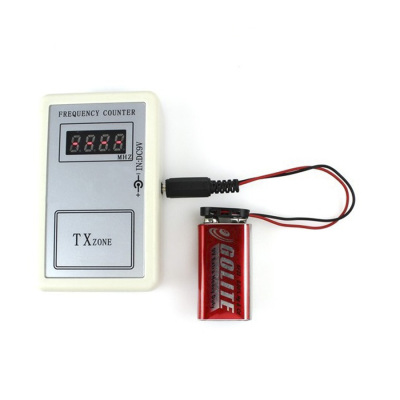 Remote Control Transmitter Mini Digital Frequency Counter 250MHZ-150MHZ