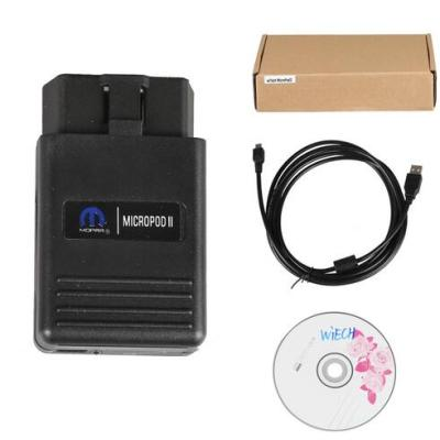 V17.04 wiTech MicroPod 2 Diagnostic Programming Tool for Chrysler With 320G Hard Disk