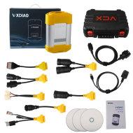 Allscanner VXDIAG VCX HD Heavy Duty Truck Diagnostic System for CAT, VOLVO, HINO, Cummins, Nissan