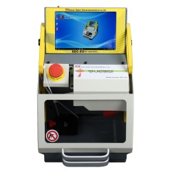 CNC Automated Key Cutting Machine Work on Car, Truck, Motorcycle, House Key, Dimple & Tubular Keys