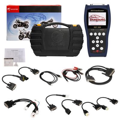 MASTER MST-500 Handheld Motorcycle Diagnostic Scanner Tool