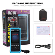 2017 New Launch DIY Code Reader CReader 8001 CR8001 Full OBD2 Scanner with Oil Resets Service