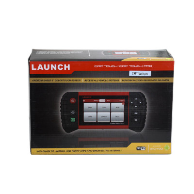 Launch Creader CRP Touch Pro 5.0