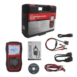 Autel AutoLink AL539B OBDII Code Reader & Electrical Test Tool Easy To Use Support Update Online