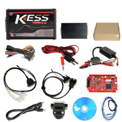 Kess V5.017 EU Version with Red PCB Online Version Support 140 Protocol No Token Limited