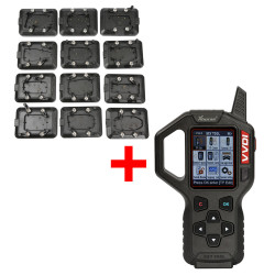 Original V2.3.9 Xhorse VVDI Key Tool Remote Key Programmer With Full Set 12pcs EEPROM Adapter