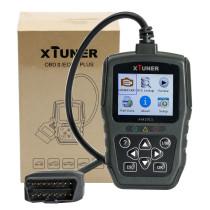 Multi-language XTUNER AM1011 OBDII/EOBD Plus Code Reader Update Online