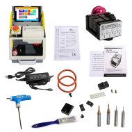 SEC-E9 CNC Automated Key Cutting Machine Work on Car, Truck, Motorcycle, House Key, Dimple & Tubular Keys
