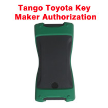 Tango Toyota Key Maker Authorization Service