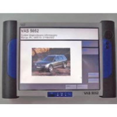 Automobile scanner VAS5052