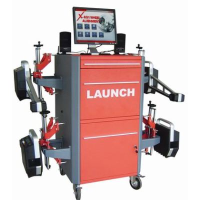 Launch X631 alineador de ruedas