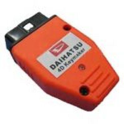 Daihatsu 4D OBD clave programador