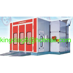 Launch Spray Booth CCH-101