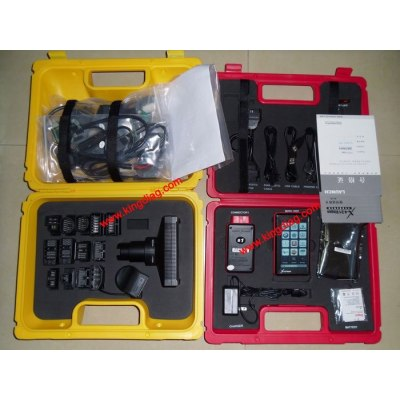 Auto diagnostic tester
