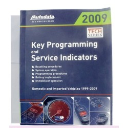 Key Programming and Service Indicators book