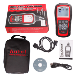 Best Autel AutoLink AL609 ABS CAN OBDII Diagnostic Tool