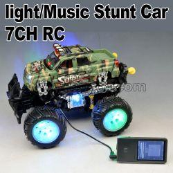 7CH RC Stunt Car