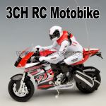 3CH RC Motobike without Battery
