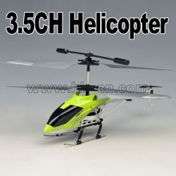 3.5ch Remote Control Helicopter ( with Battery Protection Board)
