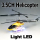 remote control helicopter with LED lights