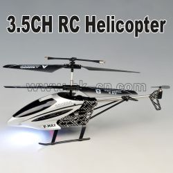 3channel rc helicopter with flashlight