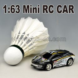 1:63 Mini RC Car