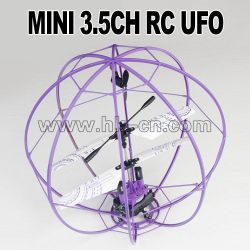 3.5 channel spherical flying UFO with gyro