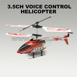 3.5 CH Voiced Copter