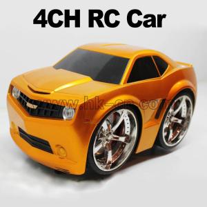 Radio controlled 4CH mini rc racing car