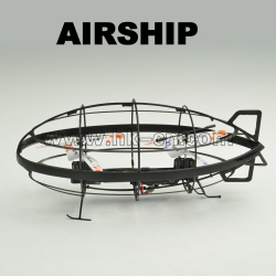 Infrared rc airship with gyro, infrared flying ball