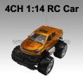 4 channel 1:14 2 WD SUV rc car