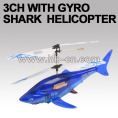 3CH with gyro Shark helicopter