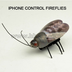 iPhone control Firefly High Emulation of animal RC toys