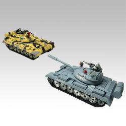 infrared battle tank
