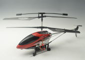 TOYABI Middle Size 3.5CH Bubble Metal RC Helicopters for sale