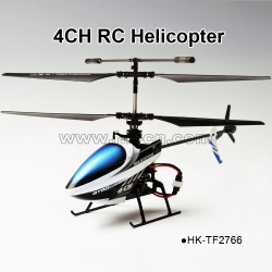 4CH rc helicopter with gyro